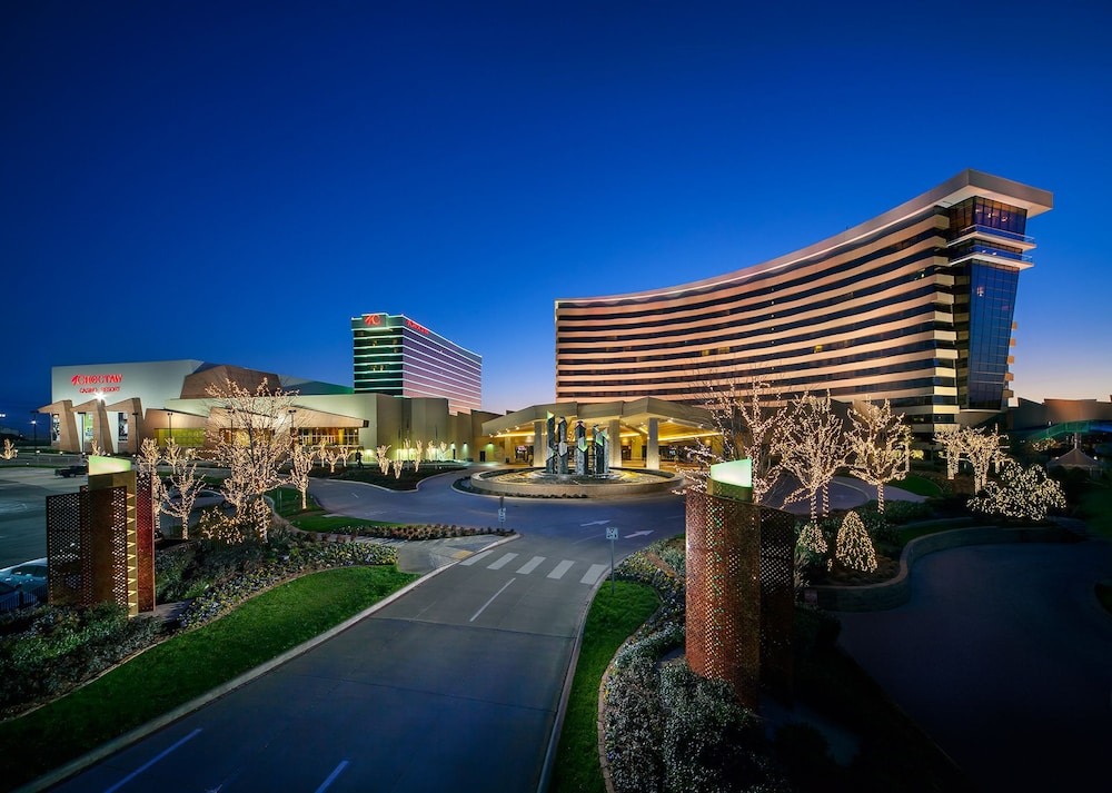 Choctaw Casino Resort – Durant