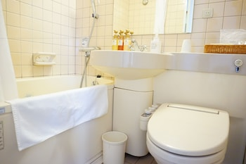 Plaza Hotel Premier - Bathroom  - #0