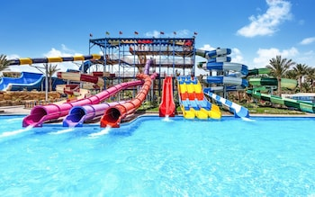 Hawaii Riviera Aqua Park Resort ( Families & Couples Only) in Hurghada