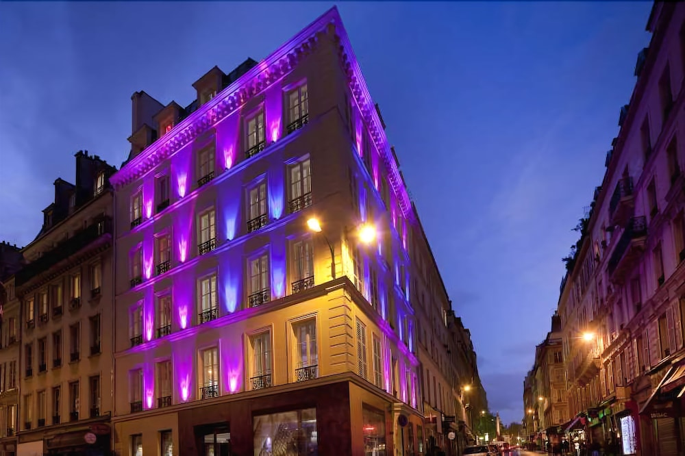 Hotel Design Secret de Paris