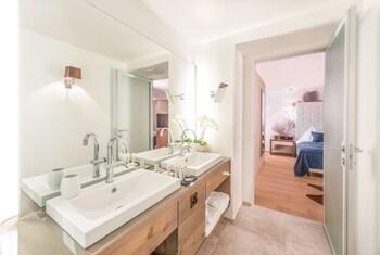 Hotel Matthiol - Bathroom  - #0