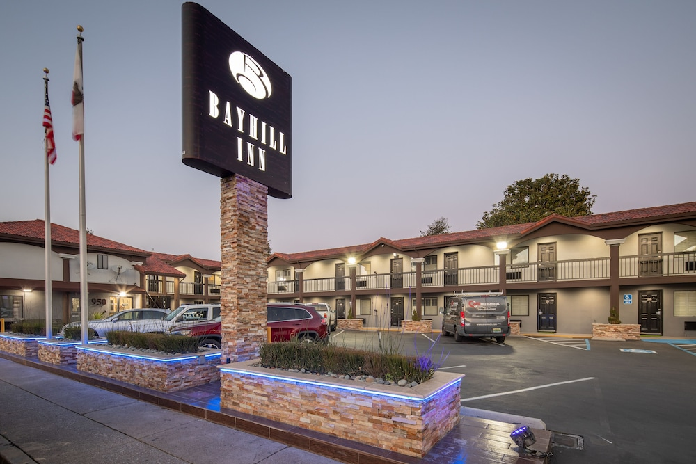 Bayhill Inn San Bruno/SFO Airport