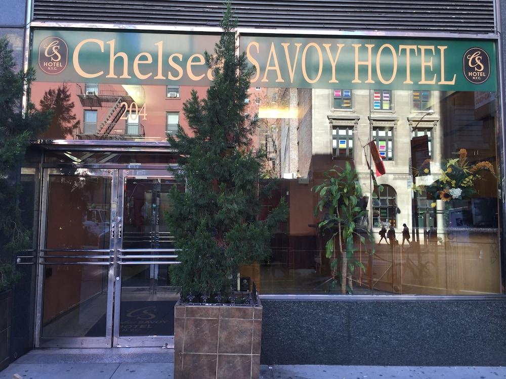 Chelsea Savoy Hotel