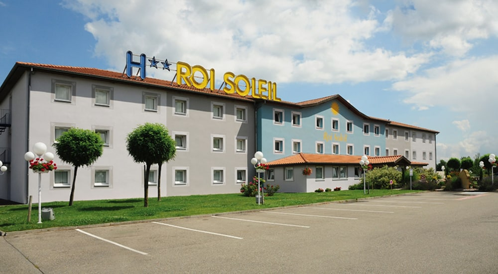 Hôtel Roi Soleil Colmar