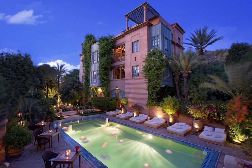 Dar Rhizlane & Spa - Palais & table d'hôtes
