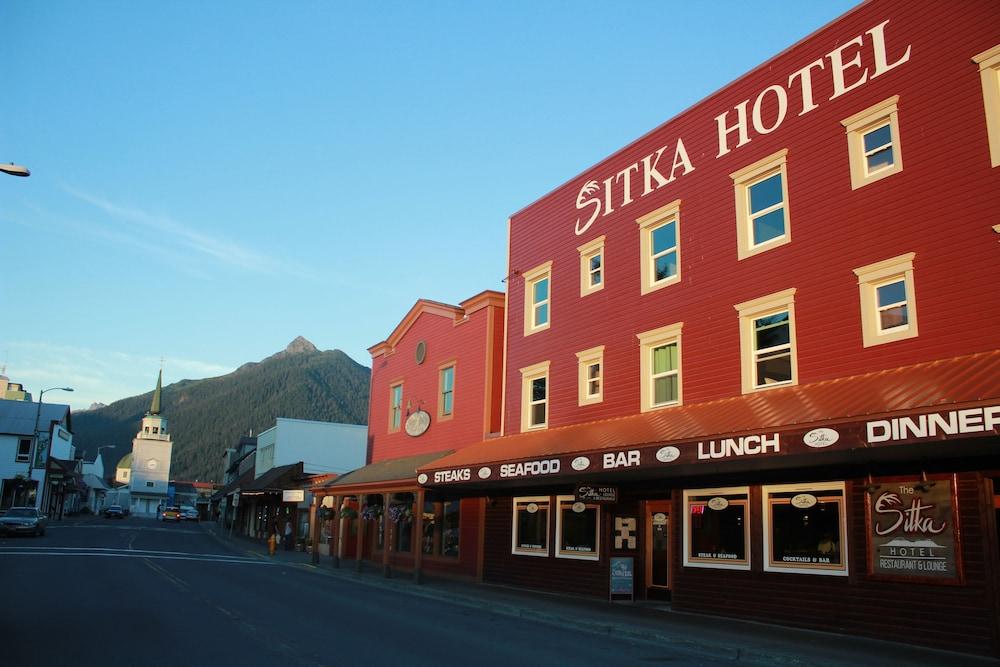 Sitka Hotel and Restaurant