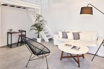 Pietra e Mare Mykonos Hotel - Living Area  - #0