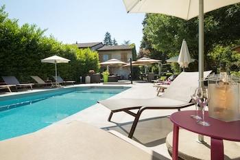 tarifs reservation hotels Logis Le Petit Casset