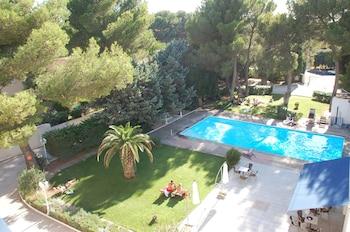 tarifs reservation hotels Citotel Le Mirage