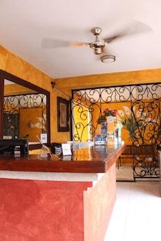 Hotel La Casona Real - Interior Entrance  - #0