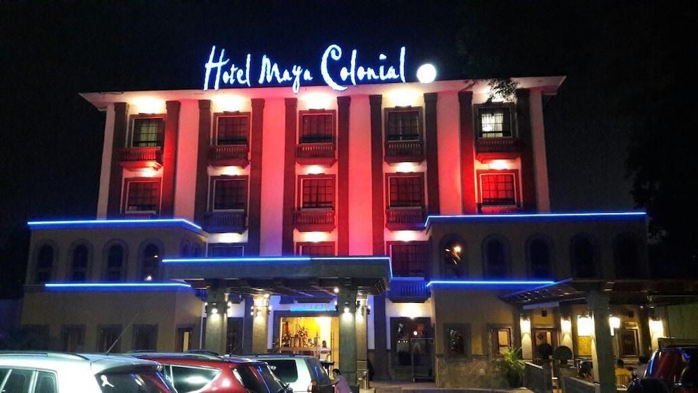 Hotel Maya Colonial