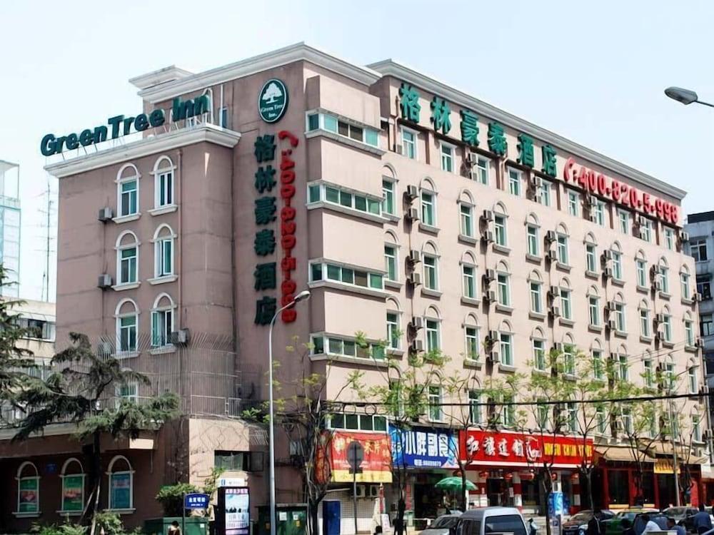 GreenTree Inn Chengdu Kuanzhai Alley RenMin Park Hotel
