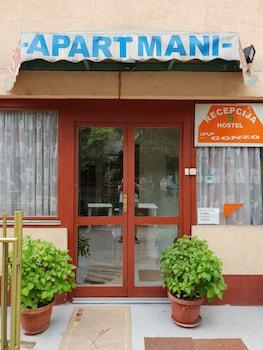 Hostel Gonzo in Sarajevo
