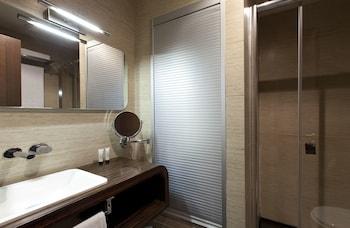 Suites Center Barcelona Apartments - Bathroom  - #0