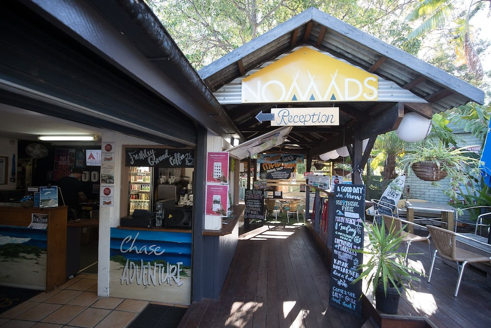 Nomads Noosa Backpackers Hostel
