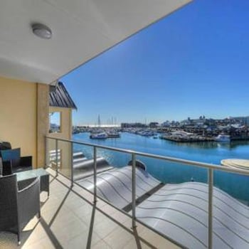 Dolphin Quay Apartments - Terrace/Patio  - #0