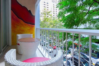The Picasso Boutique Serviced Residences - Balcony  - #0