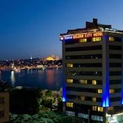 伊斯坦布爾金城大飯店