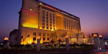 新德里奧卡哈皇冠廣場飯店