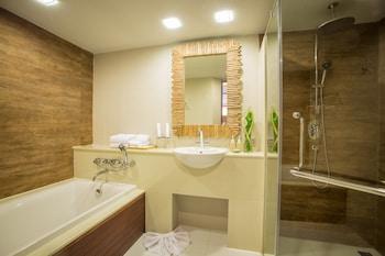 Tup Kaek Sunset Beach Resort - Bathroom  - #0