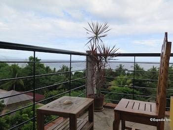 Amarela Resort Bohol Balcony