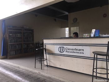 Cleverlearn Residences Cebu Reception