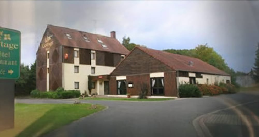 The Originals City, Le Cottage Hôtel, Bruay-la-Buissière (Inter-Hotel)