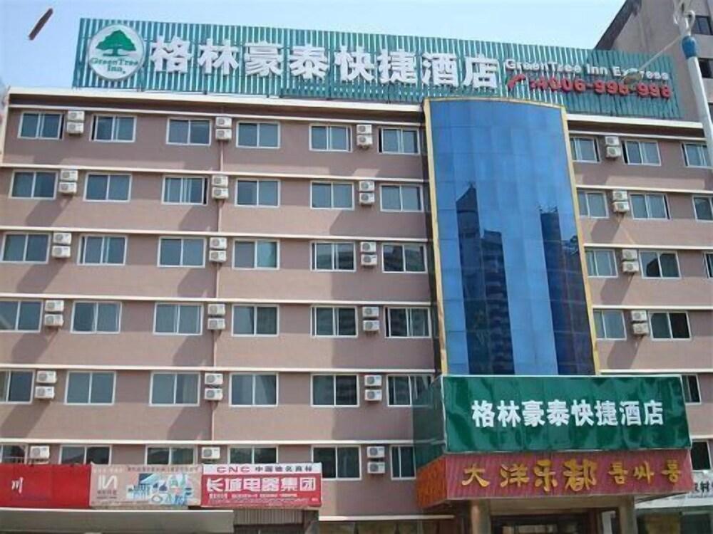GreenTree Inn YanTai South Avenue Hotel