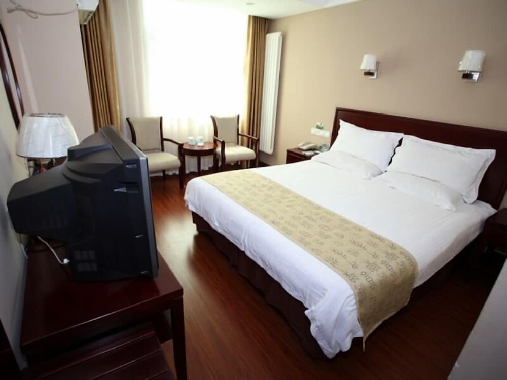 GreenTree Inn LuoYang WangCheng Square Business Hotel