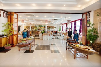 Phuong Dong Orient Hotel - Breakfast Area  - #0