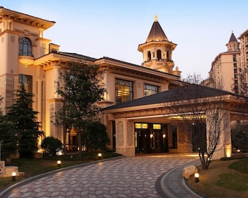 Chateau Star River Guangzhou Peninsula - Hotel Entrance  - #0