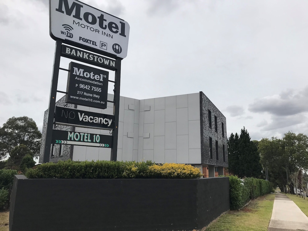Bankstown Motel 10