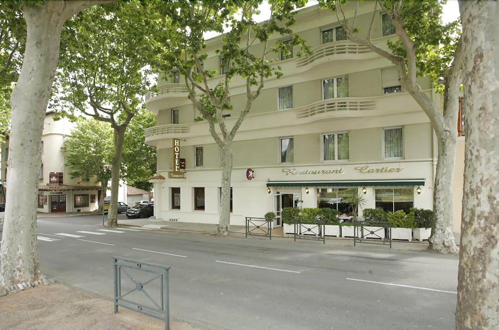 The Originals City, Hôtel Cartier, Quillan (Inter-Hotel)