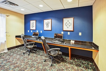 La Quinta Inn & Suites Indianapolis AP Plainfield - Business Center  - #0