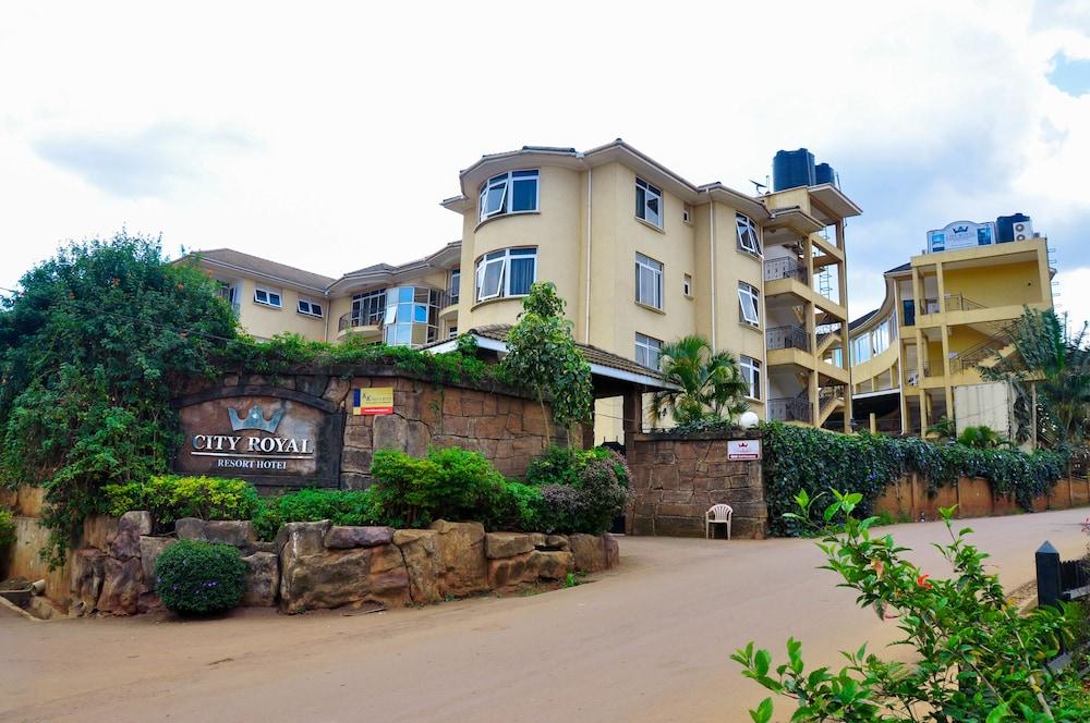The City Royal Resort Hotel