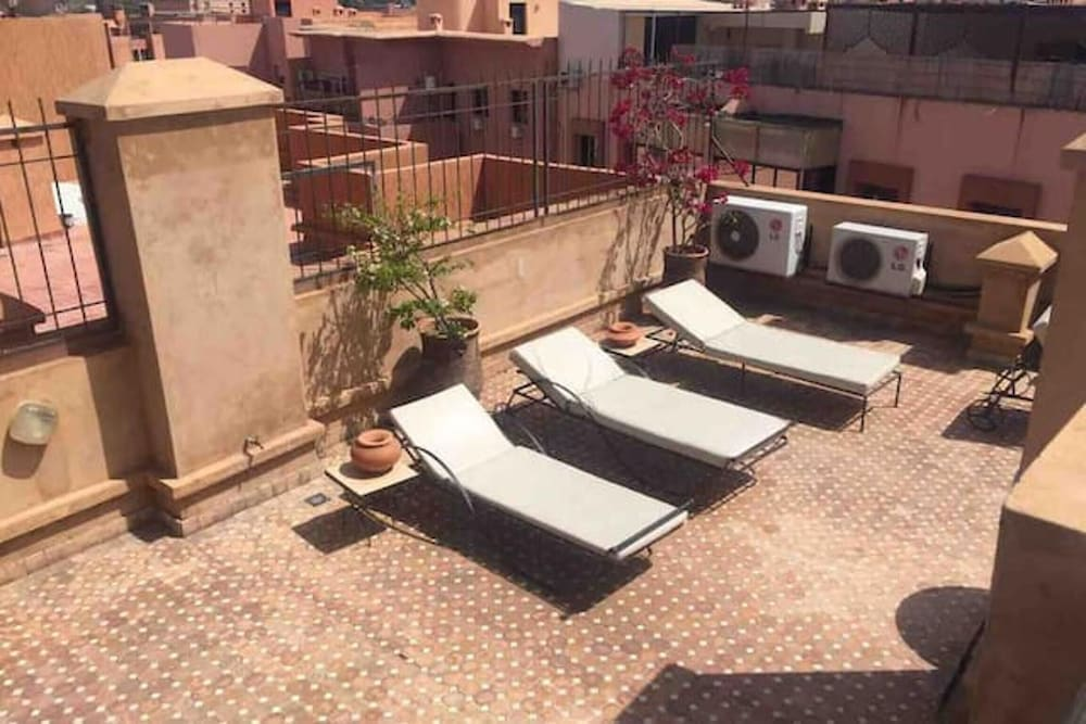 Apartment With 2 Bedrooms in Marrakesh, With Wonderful City View, Pool