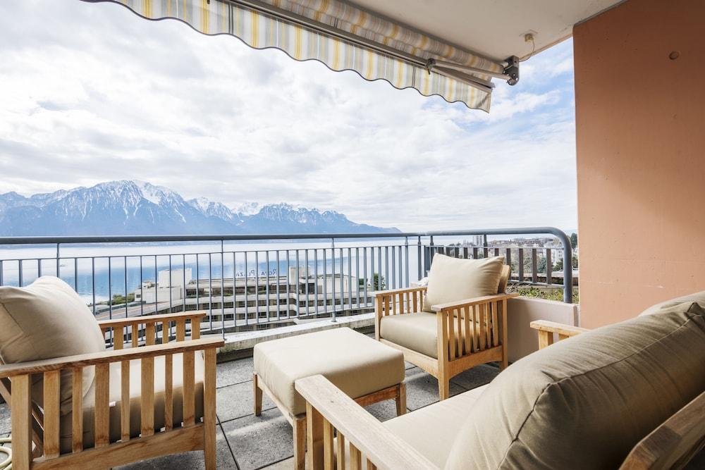 Alpine Stunning Apartment in Montreux