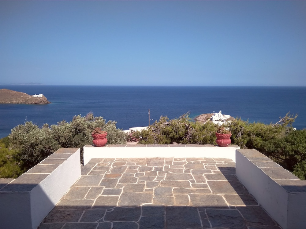 Traditional Sifnos House