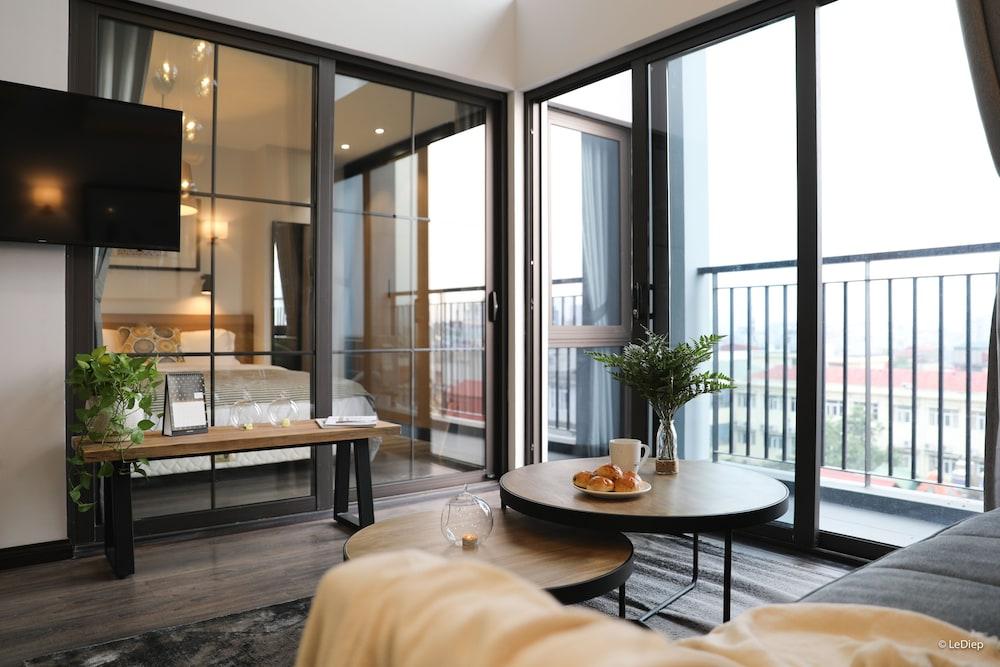 Gardenia Bich Cau Serviced Apartment