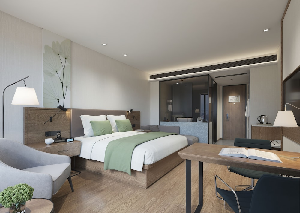 GreenTree Inn Tangshan Rd Beiqu College Business Hotel