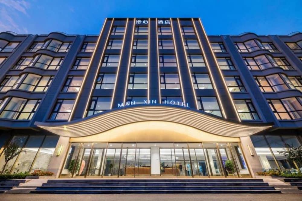 Manxin Beijing Yizhuang Economic Development Zone Hotel