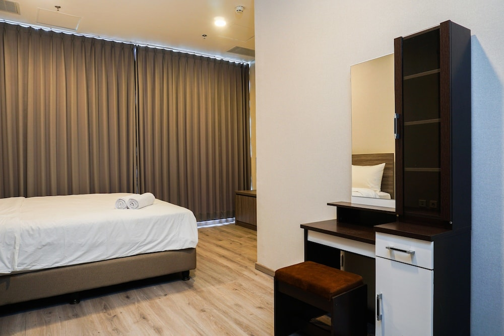 Luxurious and Spacious Sudirman Suites 2BR Apartment