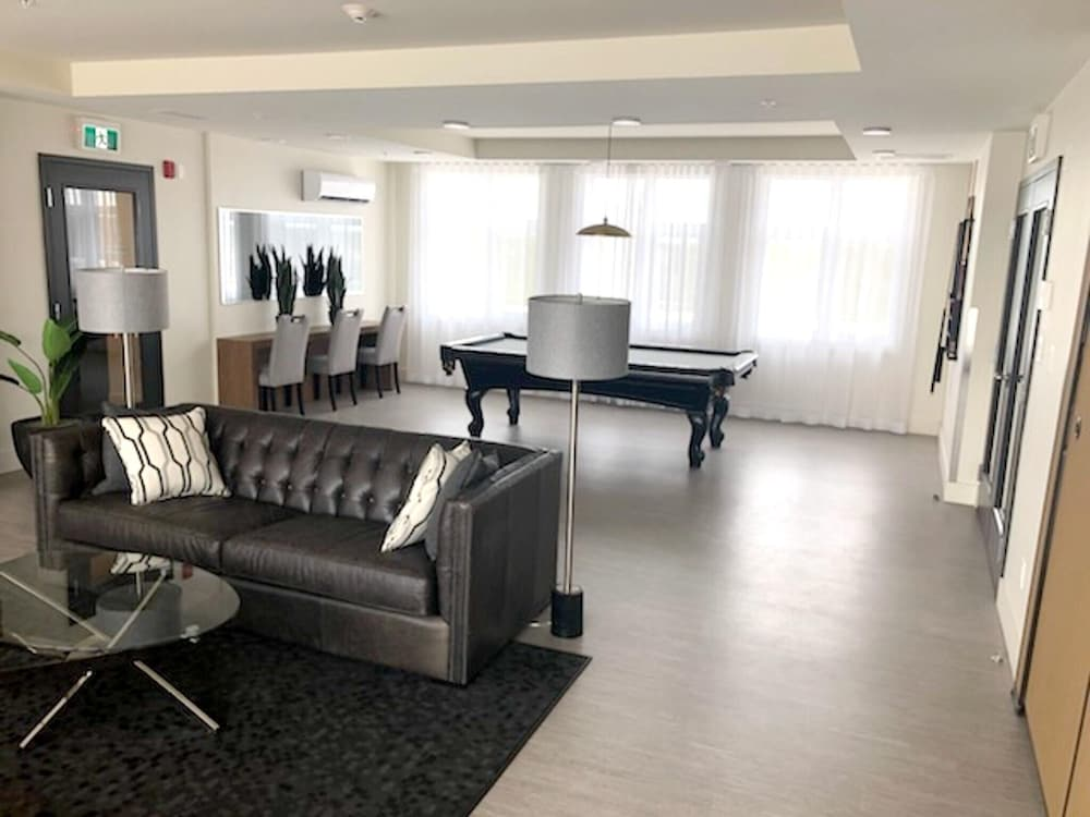 Apartment With one Bedroom in Brossard, With Furnished Terrace and Wif