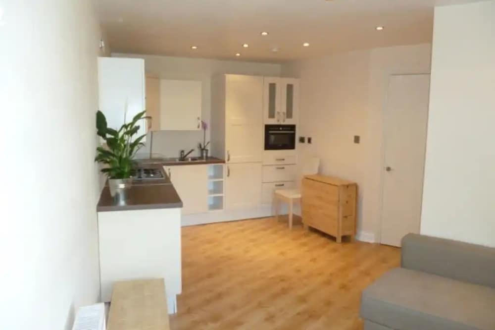 Modern 1 Bedroom Flat With Great Transport Links