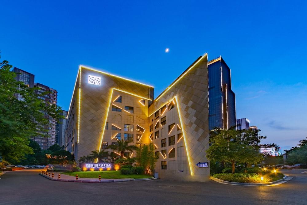 SSAW Boutique Hotel Liuzhou Garden