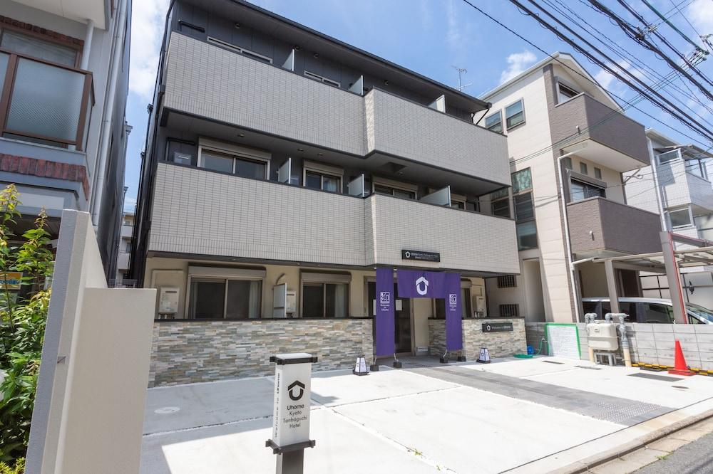 Uhome Kyoto Tambaguchi Hotel