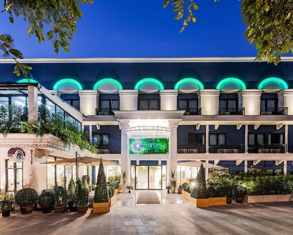 Ozone Hotel Bangkok