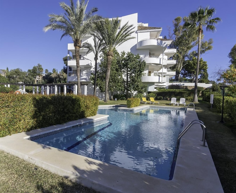Penthouse First Line Golf - Marbella