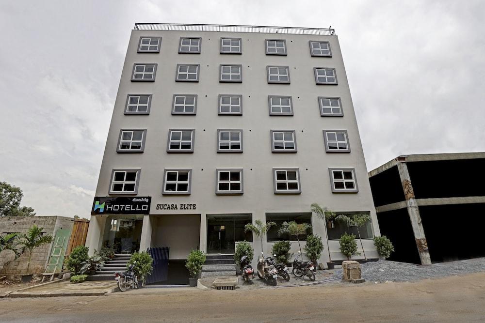 Capital O 60419 Hotello Whitefield