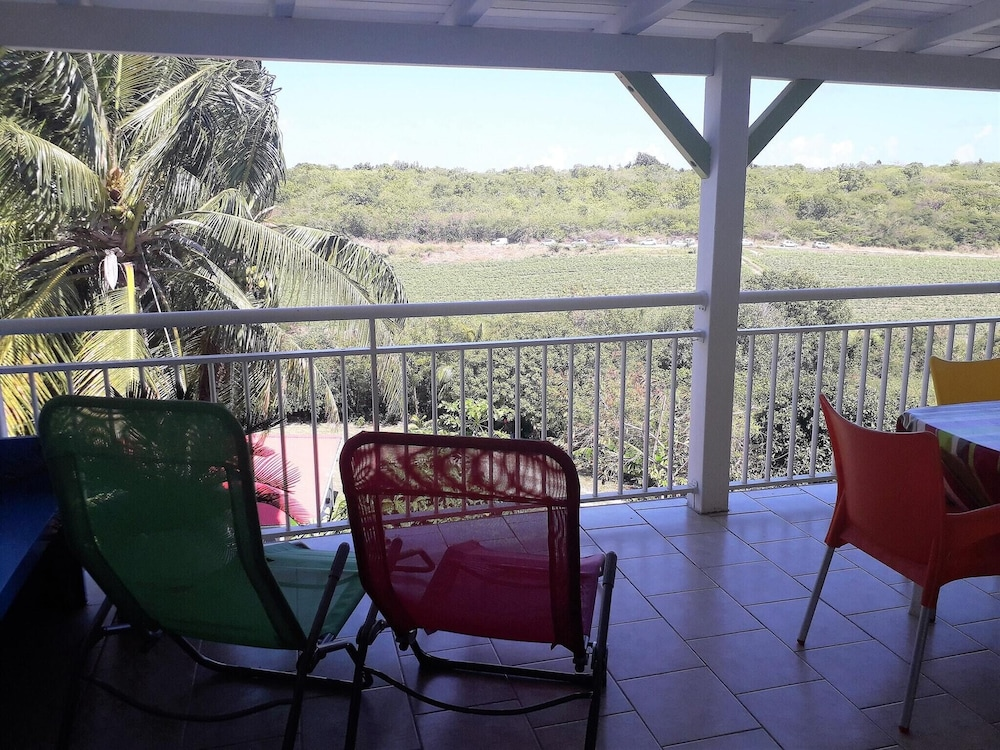 Apartment With 2 Bedrooms in Saint-françois, With Furnished Terrace an